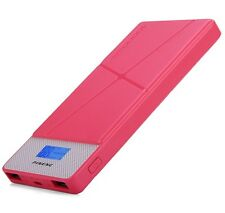 (100% Original) PINENG PN-983s 10000 mAh Lithium Polymer Power Bank Slim - Pink