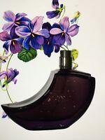 RARE !!! GHOST DEEP NIGHT  EDT spray  25 ml left women perfume no cap