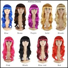 Unbranded Long Wavy Wigs & Hairpieces