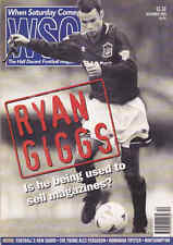 WHEN SATURDAY COMES Issue No.94 December 1994 Ryan Giggs Used To Sell Magazines