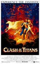 "Clash of the Titans ( 11"" x 17"" ) Movie Collector's  Poster Print ( T1)- B2G1F"