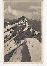 Brienzer Rothorn Gipfel 1932 RP Postcard Switzerland 393a