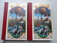 Jules Verne - Le Sphinx des Glaces tomes 1 & 2 - Editions Famot