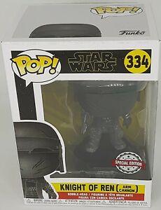 Knight of Ren - Star Wars Funko POP! (334) - NEU&OVP Actionfigur
