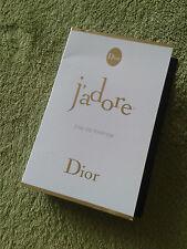 Christian Dior J`adore woman EDP 1 ml 0.03 oz perfume mini sample spray