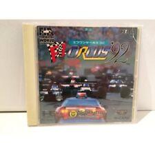 F1 Circus '92 NEC Pc Engine PCE HU CARD