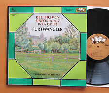 Beethoven Symphonie no 7 Münch Berlin Phil. Licorne arcl 13036 Presque comme neuf/EX