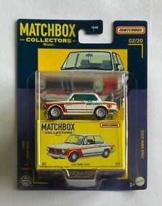 Matchbox Collectors 1969 BMW 2002