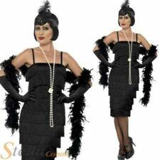 Disfraces negros, años 20-30