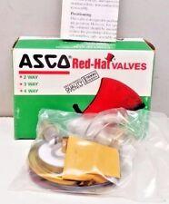 NEW ASCO RED-HAT 304392 VALVE REBUILD KIT FOR 8220 Steris Amsco