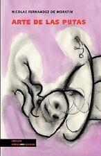 Arte de las putas (Poesia) (Spanish Edition)-ExLibrary