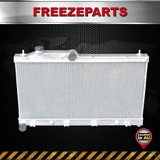 2 ROW Aluminum Radiator For Subaru Impreza /WRX/STI Turbo Auto Manual 2008-2013