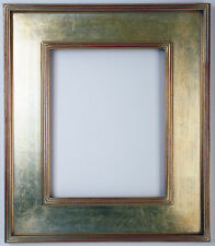 20 x 24  Arts & Crafts Style Picture Frame HandApplied Silver Leaf   * Beauty *