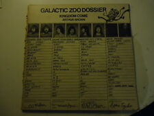 Kingdom Come Arthur Brown ‎– Galactic Zoo Dossier - Polydor ‎– Gatefold (1971)