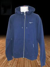 Nuevos Nike Inter Milan Club de fútbol AW77 Superior Chaqueta Con Capucha Azul M