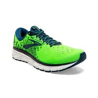 BROOKS GLYCERIN 17 Scarpe Running Uomo Cushion GECKO POSEIDON WHITE 110296 329
