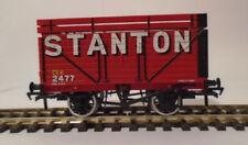 Amicable Graham Farish 00 Wagon Ne Livery In Brown 7 Plank Good Runner No Original Box Model Railroads & Trains Freight Cars
