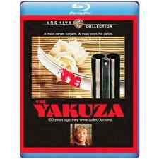 The Yakuza 1974 (Blu-ray) Robert Mitchum, Ken Takakura, Brian Keith New!