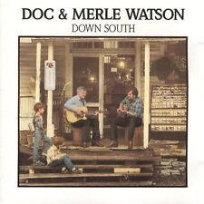 DOC & MERLE WATSON Down South Sugar Hill/Ryko Manufactured In Japan CD The Hobo!