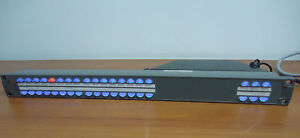 PRO-BEL 6705 32 WAY OR DUAL 16 WAY OR 16x16 WAY OR 32x4 WAY ROUTER CONTROL PANEL