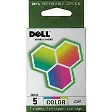 Dell J5567 series 5 Color Genuine ink Cartridge For All-In-One 922 924 942 944