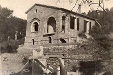 A171 Photographie vintage Originale Cannes Les arums La Bocca 1926 Villa maison