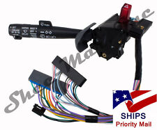 SM219A Cruise Control Turn Signal Switch Chevy Truck Pick Up 95 96 97 98 99 00