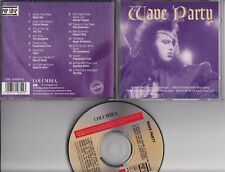 WAVE PARTY CD SONY  Dead Or Alive The The Fiction Factory Freur Godfathers