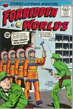 Forbidden Worlds Comic Book #123, ACG 1964 FINE+