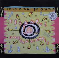 They Might Be Giants - Istanbul Not Constantinopel Maxi Singel Vinyl  free Poste