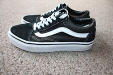 VANS women's shoes size 3 (eur 35)