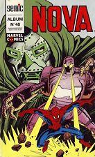 Album Nova N°48 - Marvel Comics - Eds. Semic - 1991