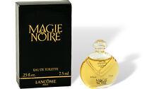 """Lancome - """"Magie Noire"""" Parfum Miniatur Flakon 7,5ml EdT Eau de Toilette mit Box"""