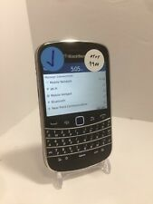 BlackBerry Bold 9900 - 8GB - Black (AT&T/GSM Unlocked) Smartphone Clean ESN