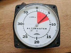Steve Snyder Enterprises INC Altimaster II Altimeter