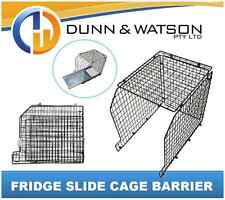 Steel Fridge Slide Barrier / Cage (700mm L x 465mm W x 600mm H) - 4x4, 4wd