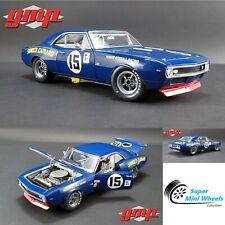 GMP 1:18 - 1967 Chevrolet Trans Am Camaro Z28 #15 Mark Donohue - Sunoco Racing