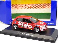 Norev 1/43 - Fiat Stilo Coche Oficial Rojo Tour de Francia 2002