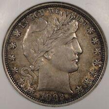 1892 Barber Half Dollar NGC AU55 Nice Original Coin