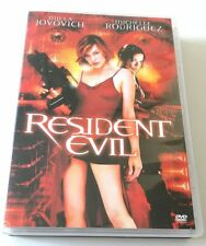 RESIDENT EVIL I (1) FILM DVD ITALIANO OTTIMO VENDITA SPED GRATIS SU + ACQUISTI!