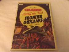 Buster Crabbe - Billy the Kid - Frontier Outlaws - Region 0 DVD