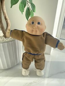 Cabbage Patch Kid Jesmar Boy HM2 Bald  (mini Me)