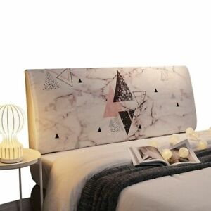 Bed Headboard Stretch Slipcover Dustproof Cover Bedroom Bed Protector Decor