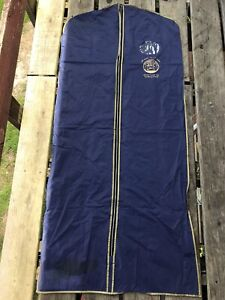 Vintage Blue Garment Suit Bag 81st Grand Council UCT Hill City Council Virginia