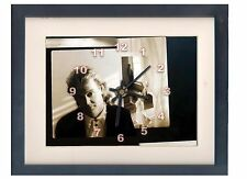 John Farnham. A high quality framed print and clock. Music memorabilia.