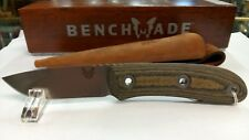 New Benchmade Knife 15400 Pardue Hunter  New in Box