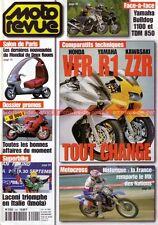 MOTO REVUE 3490 YAMAHA BT 1100 TDM 850 YZF R1 HONDA VFR 800 CX 500 KAWASAKI ZZR