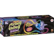 """Can You Imagine """"STRING THING"""" with UV Black Light NEW"""