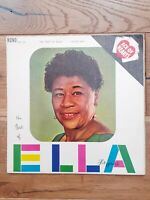 Ella Fitzgerald – The Best Of Ella Volume One Ace Of Hearts – AH 16 Vinyl, LP,