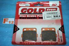 plaquette de frein GOLDFREN Honda CR 80 R YAMAHA YZ 80 85 SUZUKI RM 125 250 500